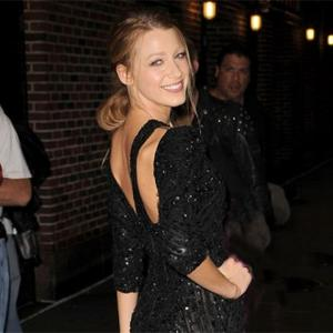 Blake Lively Signs For Chanel Handbags