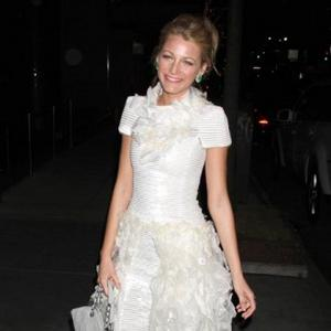 Movie  Blake Lively on Blake Lively  Blake  Lively  News  Already  Louboutins  Spring