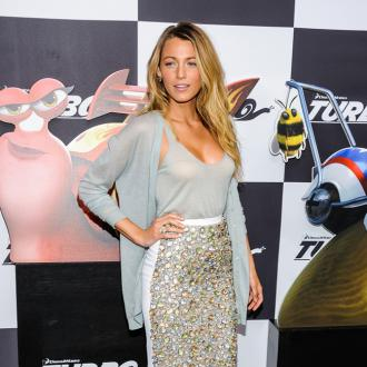 Blake Lively: My Hair Is My Security Blanket