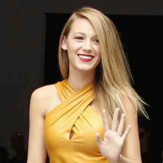 Blake Lively Feels Confident With Long Hair
