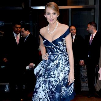 Blake Lively: Motherhood Is Like Living With A Drug Addict