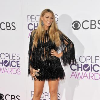 Blake Lively's People's Choice Awards win is for 'girl power'
