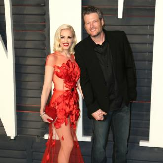 Blake Shelton's fishy feast for Gwen
