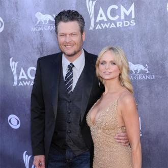 Blake Shelton Puts Miranda Lambert's Belongings Outside