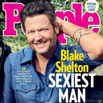 Blake Shelton is People's Sexiest Man Alive 2017