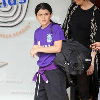 Blanket Jackson Struggles To Cope With Michael Jackson's Death