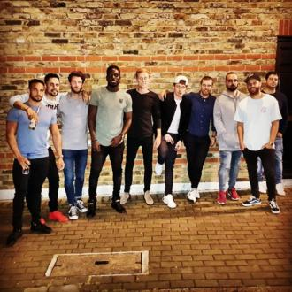 Marcel Somerville Quits Blazin' Squad?