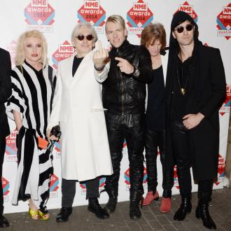 Blondie's producer worried about hositility