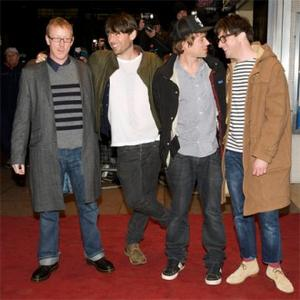 Blur To Record After Brits 2012?
