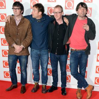 Blur to record after tour
