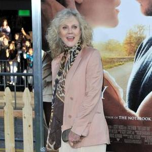 Blythe Danner Needed Earplugs For Coldplay