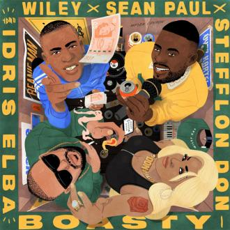 Idris Elba drops track with Wiley and Stefflon Don