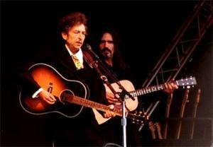 Bob Dylan A 'Huge Hero'