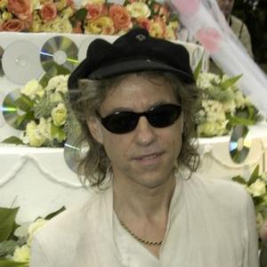 Bob Geldof Inspired By Love