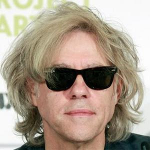 Bob Geldof Can't Pronounce Grandson's Name