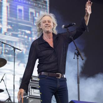 Bob Geldof questions the 'purpose' of One World: Together At Home