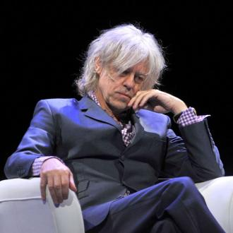 Bob Geldof teams up with Bruni for French Band Aid
