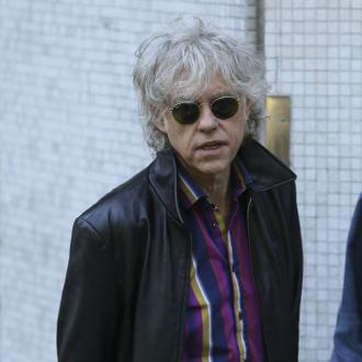 Bob Geldof Burgled