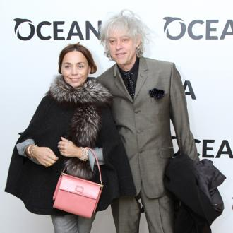 Bob Geldof 'weds Jeanne Marine'