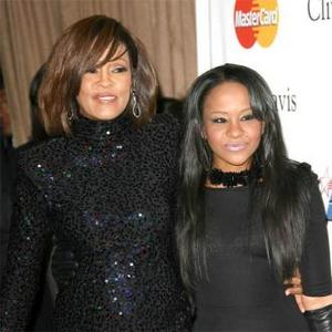 Whitney Houston's Daughter To Play Her In Film?