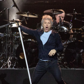 Jon Bon Jovi:  I just don't see me doing 100-show tours any more