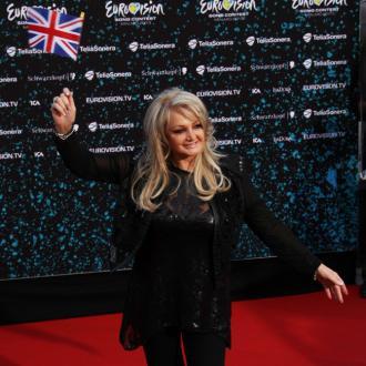 Bonnie Tyler upbeat despite Eurovision disappointment