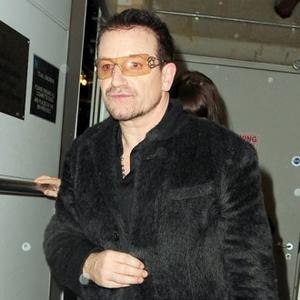 Bono Forced To Hitchhike In Canadian Rain