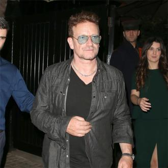 Bono won't move 'for months' after accident