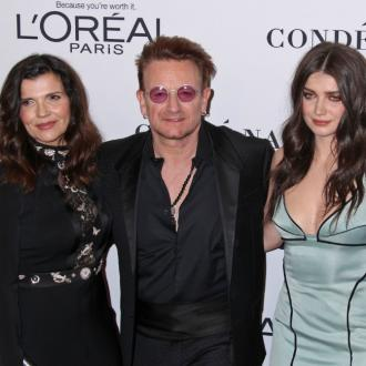 Bono receives 'ridiculous' Man of the Year award