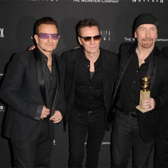 Bono bans Donald Trump from U2 shows