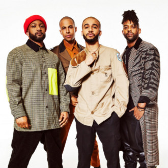Marvin Humes: It was strange being back in JLS mode