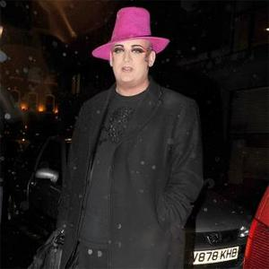Boy George Thinks Pop Records Are Too Similar