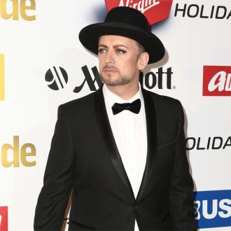 Boy George sleeps better naked