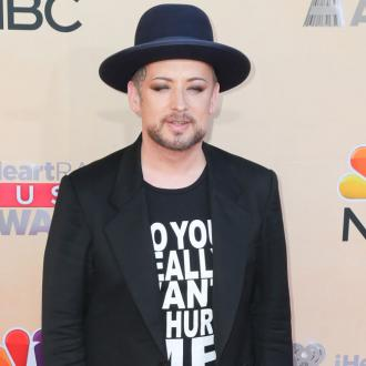 Boy George supports same sex marriage