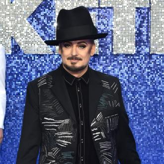 Boy George met with Jon Moss to make amends