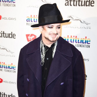 Boy George takes acting lessons to combat stage struggle