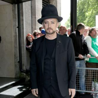 Kylie Minogue praises 'courageous' Boy George at Ivor Novellos