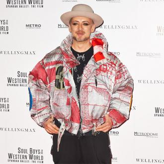 Boy George's 'different' relationships