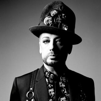 Boy George stars in new Dior Homme campaign