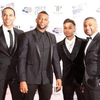 Former JLS stars Aston Merrygold and Oritse Williams have been collaborating
