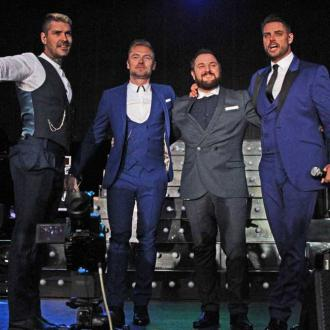 Boyzone want Glastonbury's legend's slot