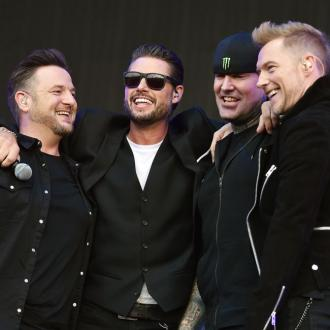 Boyzone have no relationship with Louis Walsh