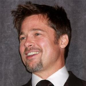 Brad Pitt Tops Sex List
