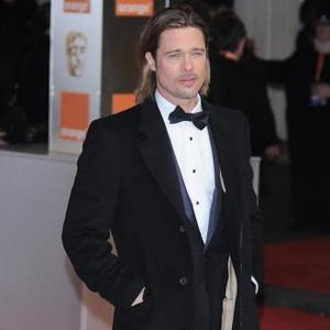 Brad Pitt: We Live In A 'Violent World'