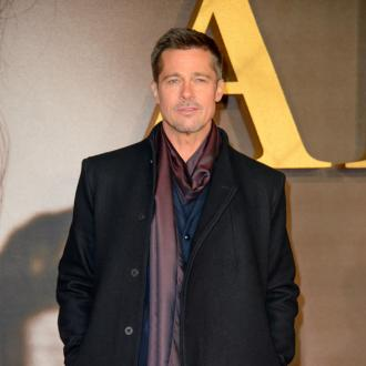 Brad Pitt's overnight visit with her kids