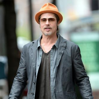 Brad Pitt in a 'happier place' after split