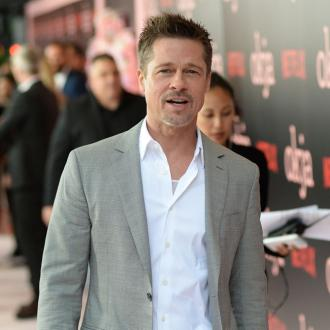 Brad Pitt Is 'Feeling Happier After Spending Quality Time With Kids'