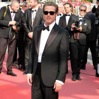 Brad Pitt jokes about Leonardo DiCaprio restraining order