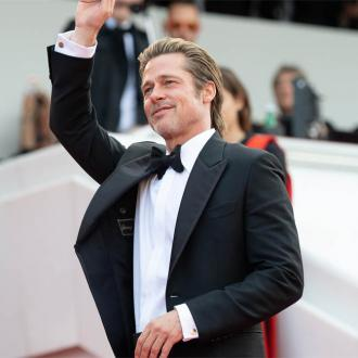 Brad Pitt wanted to be a 'rockstar'
