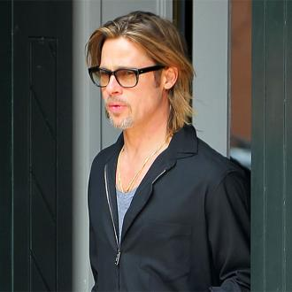 Brad Pitt Working In Viagra Factory